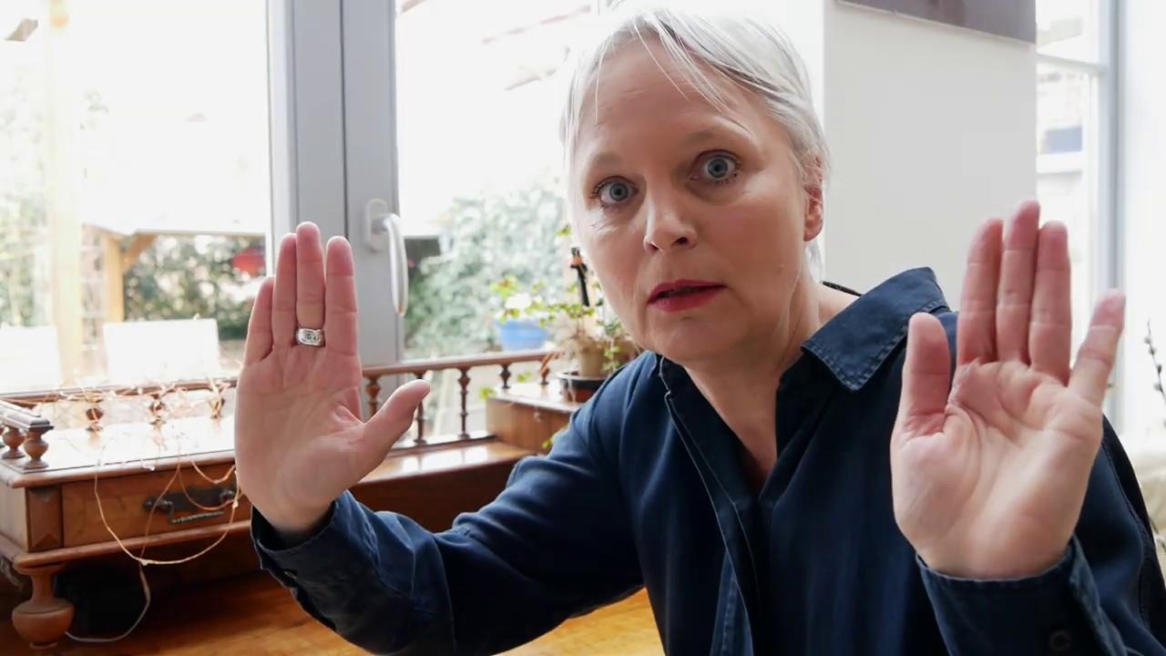 aus dem Programm NATÜRLICH HAT GOTT HUMOR mit Ellen Schaller