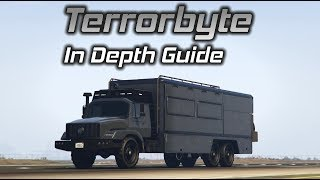 GTA Online: Terrorbyte In Depth Guide (Drone Stats and Tricks, Missile Stats, and More)