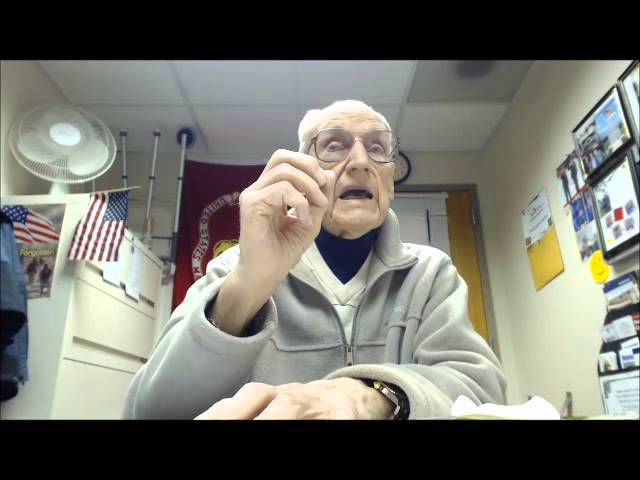 Oral History Interview with George L. Harlow -- Illinois Veterans History Project