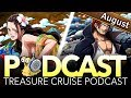 OPTC PODCAST #1! Magellan Batch Discussion, Shanks+, Next GBL Legend? (One Piece Treasure Cruise)
