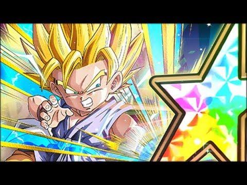 WE NEED MORE GT UNITS! 100% RAINBOW STAR AGL GT SSJ2 GOKU! (DBZ: Dokkan Battle)