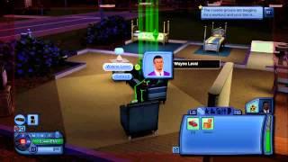 Sims 3:Wayne Level Stories