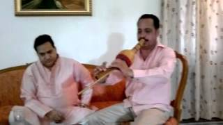 folk saaz been parmjit padda with sm sadiq playing Bean.(Folk Instrument) prt-3