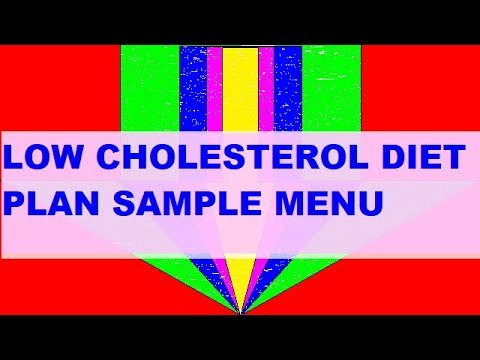 A Healthy Low Cholesterol Diet Plan in 15 Easy Steps