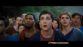 Percy Jackson Sea Of Monsters - Movie Trailer 2013