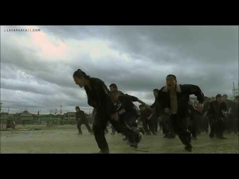 Takiya Genji vs Tamao Serizawa in Suzuran (Into The Battlefield Song)