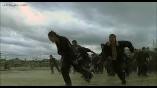 Takiya Genji vs Tamao Serizawa in Suzuran (Into The Battlefield Song) thumbnail