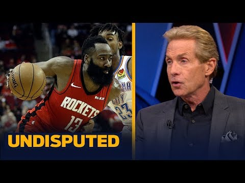 Skip Bayless on why the Rockets are about to become a force in the West   NBA   UNDISPUTED