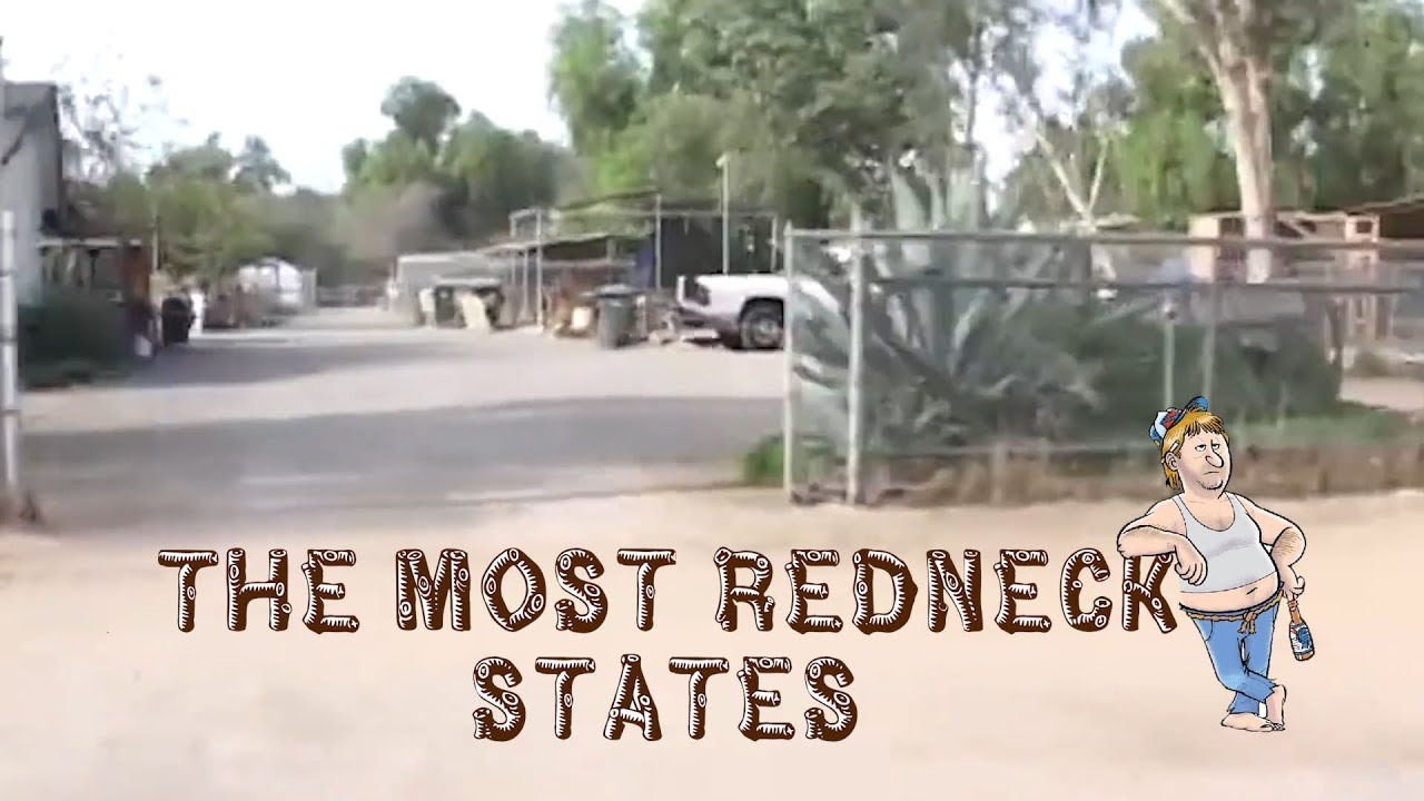 Download The 10 MOST REDNECK STATES in AMERICA