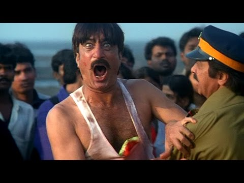Shakti Kapoor fooled by Salman Khan funny scene - Har Dil Jo Pyaar Karega - Best Comedy Scene