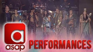 """The powerhouse cast of """"Bagani"""" bids farewell on """"ASAP."""" Subscribe ..."""