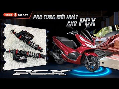 Tổng hợp phụ tùng, đồ chơi mới nhất 2021 cho PCX tại Shop2banh