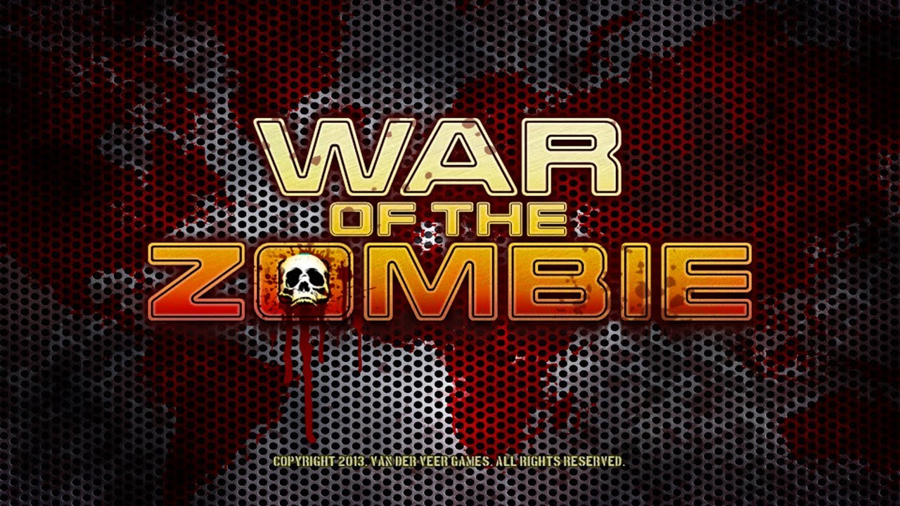 Official War of the Zombie Launch Trailer