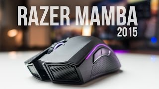 Razer Mamba Chroma | Best Wireless Gaming Mouse?!