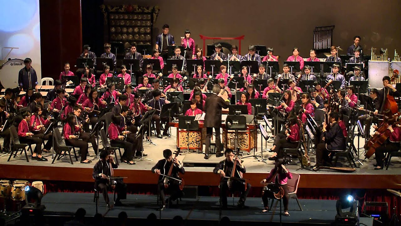 Rockelbels Canon Pachelbels Canon In D Nanyang Polytechnic Chinese Orchestra Youtube
