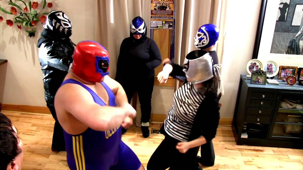 Lucha Libre Youtube Campaign Lucha Libre Vs Obesidad And Diabetes