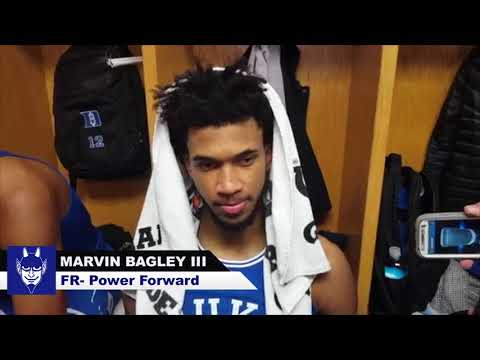 North Carolina: Marvin Bagley III