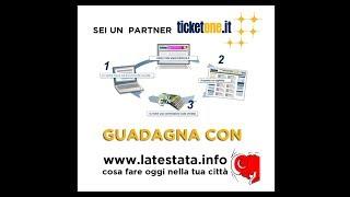 Vendi i tuoi eventi su La Testata con Ticketone