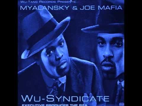 Myalansky & Joe Mafia - Thug War