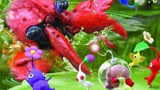 CGRundertow PIKMIN 2 for Nintendo Wii Video Game Review