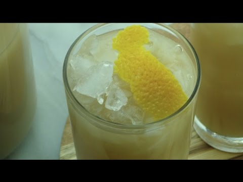 Ginger Beer How To Make This Guyanese And Caribbean Favorite Youtube