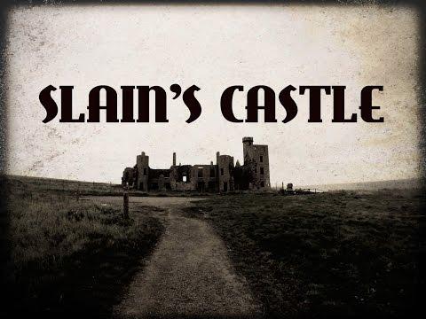 Slains Castle - A Short Walk Around The Atmospheric Ruins