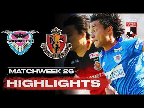 Sagan Tosu Nagoya Goals And Highlights