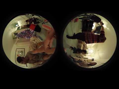 Ouyang Family Christmas 2016 VR
