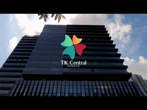 TK Central, Phnom Penh - Office Space For Lease