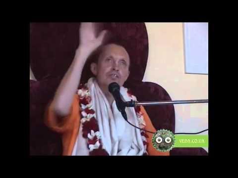 Бхагавад Гита 6.41 - Бхакти Ананта Кришна Госвами
