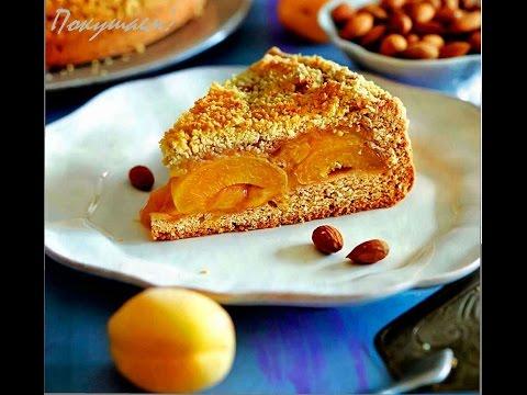 Тирольский абрикосовый пирог