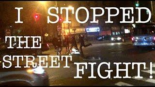 Street Fight at my Work! + weird Vlog..