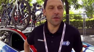 Tour d'Italie 2017 : Un mot de Fred Guesdon avant la 17e étape