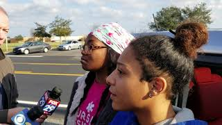 Former Schalick students find out about alleged hazing incident at the high school