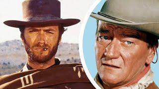 John Wayne & Clint Eastwood Refused to Work Together