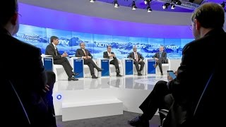 Davos 2016 - India and the World