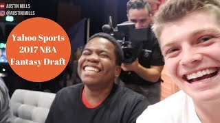 Yahoo Sports 2017 NBA Fantasy Draft