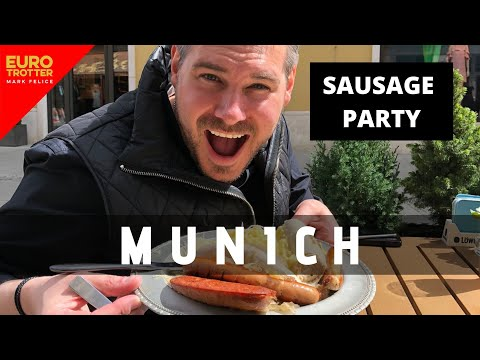 Munich Germany | 24 Hour Food Tour