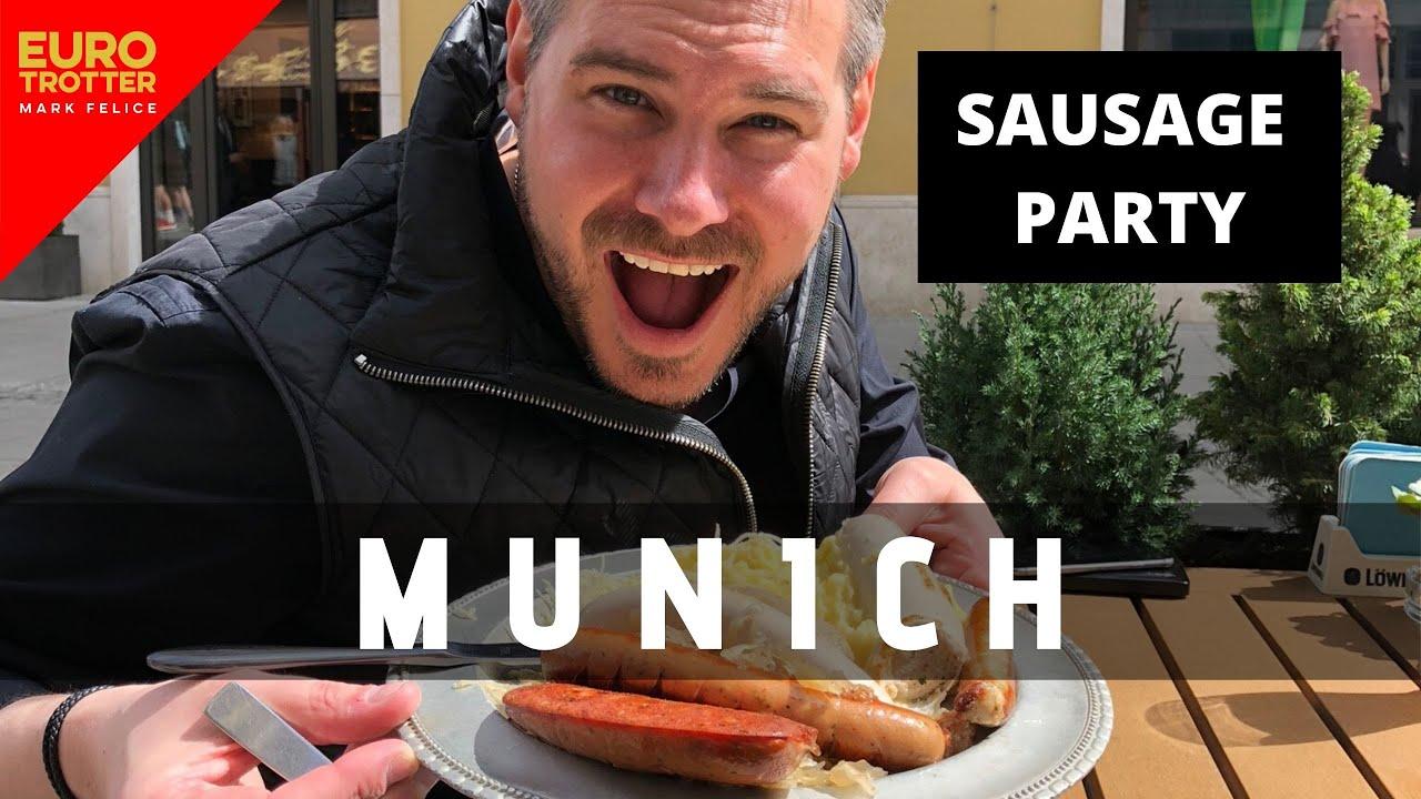 24 Hours In Munich Germany (Munich Food Tour)