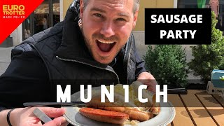 Munich Germany | 24 Hour Food Tour
