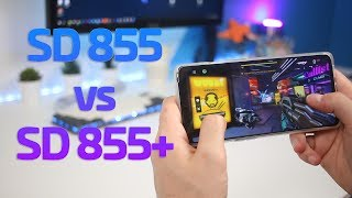 ¿Son así tan distintos? - Snapdragon 855 vs Snapdragon 855 +