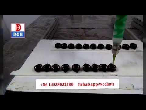 AB resin glue dispensing machine