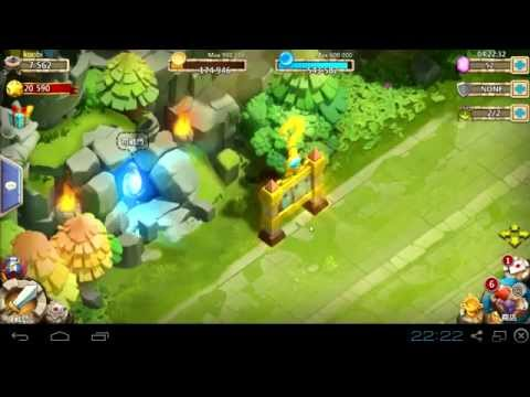 #058 Hero Trials, Quests, Base Builder - New Update For Castle Clash