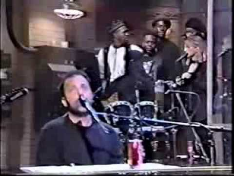 Billy Joel  Soundcheck for 1993 SNL River...