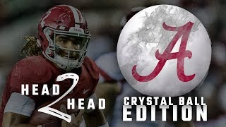 Head to Head: What does the rest of the season hold for Alabama?