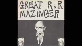 "From V/A - ""Great R & R Mazinger"" single-sided 7"" flexi (198?. 超ド級レコー) http://habitofsex.blogspot.com http://habitofsex.tumblr.com."