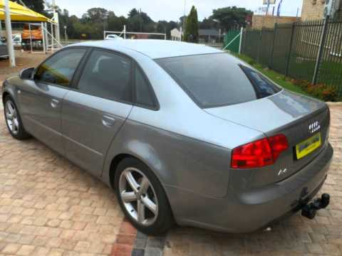 2007 audi a4 2 0 tdi b7 125kkw auto for sale on auto. Black Bedroom Furniture Sets. Home Design Ideas