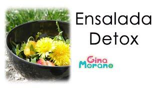 Ensalada Diente de Leon con Fresas ♥ Dandelion salad with Strawberries Thumbnail