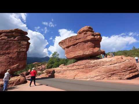 Colorado Springs, Colorado: Rafting, Hiking and Zip Lining Adventures