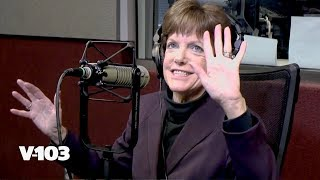 Mary Norwood Discuses Being Labeled A Republican On V-103 : RCMS
